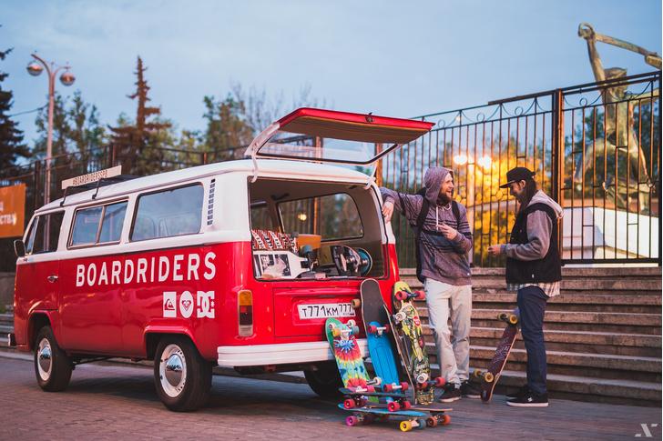 Фото №2 - Boardriders Go Longboard: бесплатные лонгборд-тренировки возвращаются!