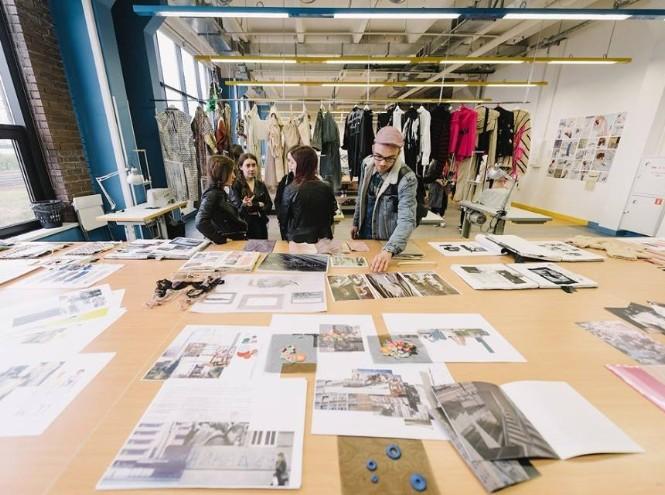 Фото №2 - Введение в мир моды и стиля: Британская Высшая Школа Дизайна для подростков