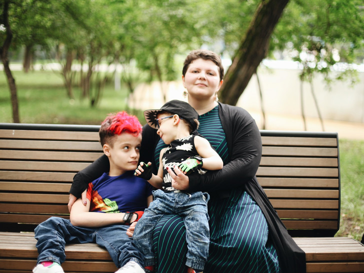 Фото №8 - Чужих детей не бывает: три непростые, но счастливые истории о приемном родительстве