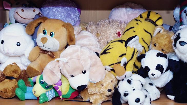 как уговорить ребенка выкинуть игрушки