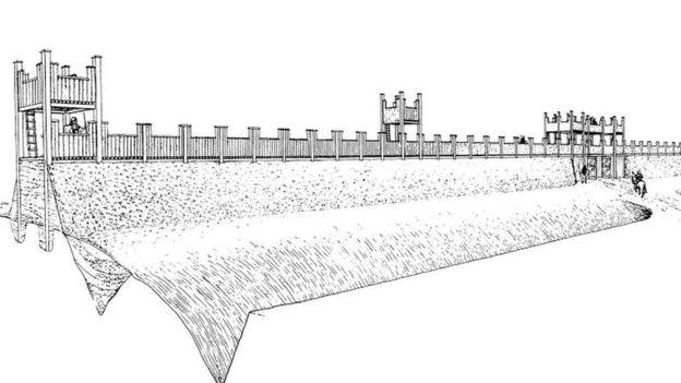 Фото №1 - Римский форт обнаружен под автовокзалом
