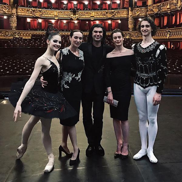 Фото №12 - Элеонора Севенард: о родстве с Матильдой Кшесинской, 32 фуэте и балетной моде