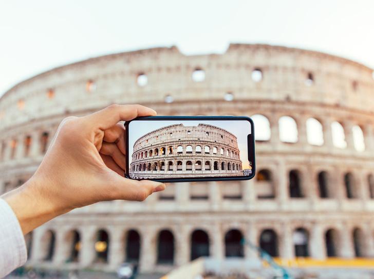 Фото №1 - Как наши соотечественницы живут за рубежом: Рим, Италия