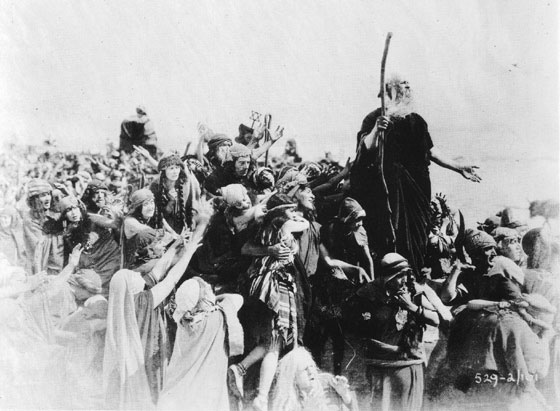 Фото №8 - Рождение Моисея