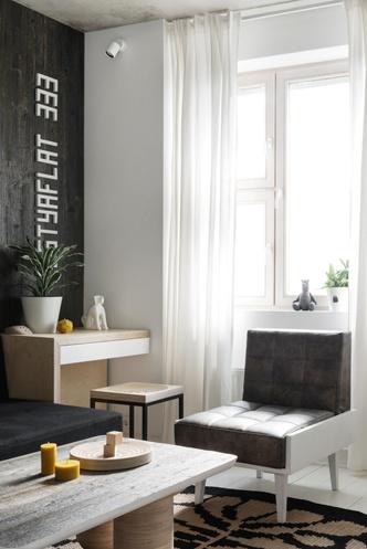 Фото №8 - #Myflat: квартира в Москве по проекту Archpole