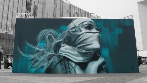 Фото №1 - You go, girl: 7 граффити, созданных женщинами о женщинах