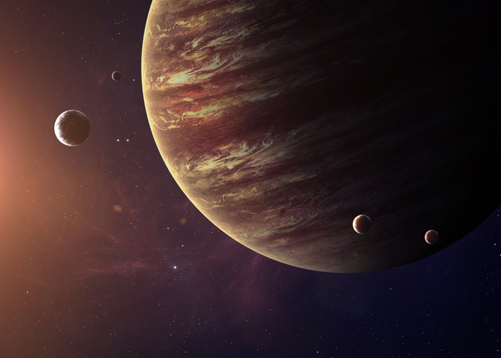 Фото №1 - Не пропустите: 15 июля пройдёт «Ночь в Планетарии»