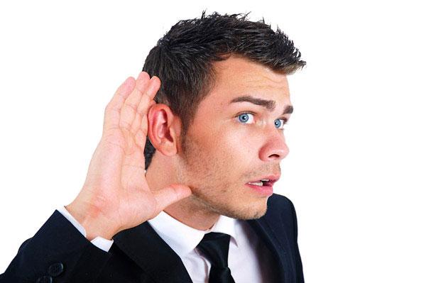 Фото №1 - Почему человек не узнаёт свой голос на записи?