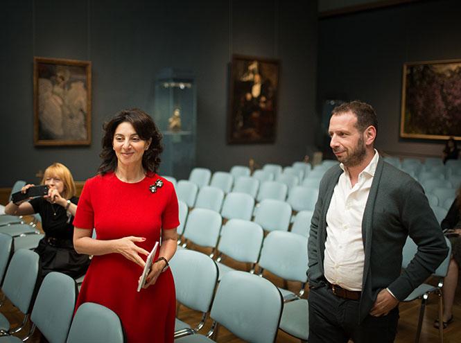 Фото №2 - Три повода посетить фестиваль камерной музыки VIVARTE в Третьяковской галерее