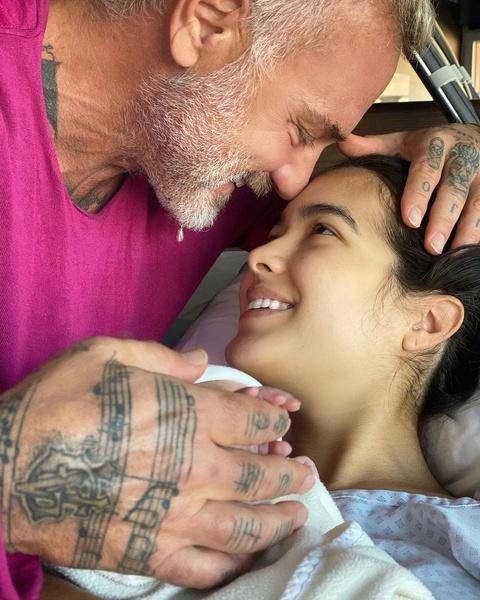 53-летний танцующий миллионер Джанлука Вакки впервые стал отцом