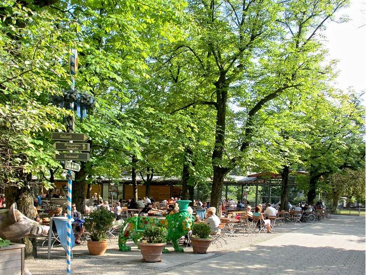 Фото №5 - Топ-10 пивных садов Мюнхена