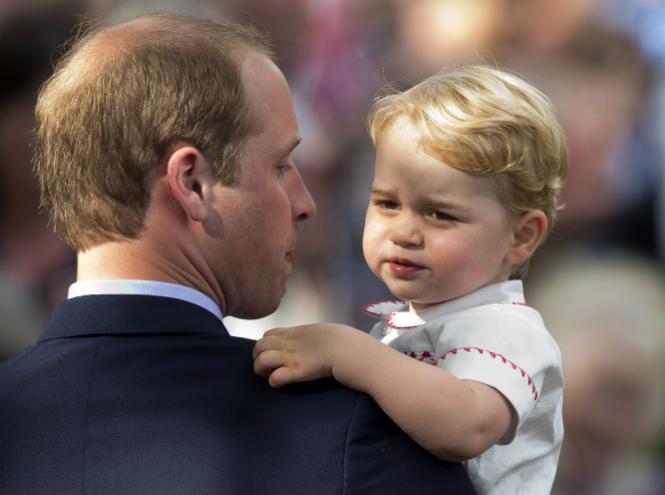 Фото №1 - Принц Уильям: «Если мне удастся немного поспать в это Рождество, это будет чудом»