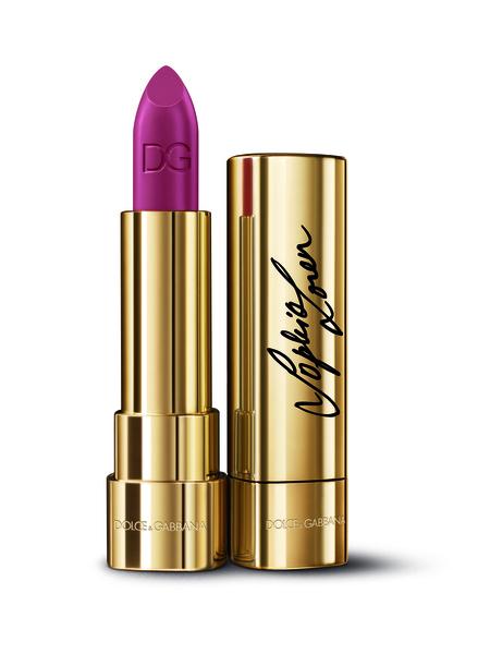 Dolce&Gabbana, Губная помада Sophia Loren №1