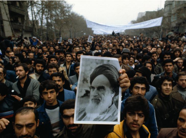 Фото №9 - Кровавая революция: как изменилась жизнь иранских женщин после событий 1979 года