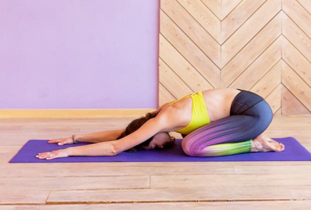 Фото №6 - Женская йога: 8 простых и очень полезных упражнений