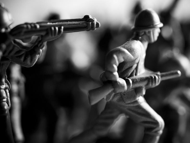 Фото №1 - Какие страны сейчас находятся в состоянии войны
