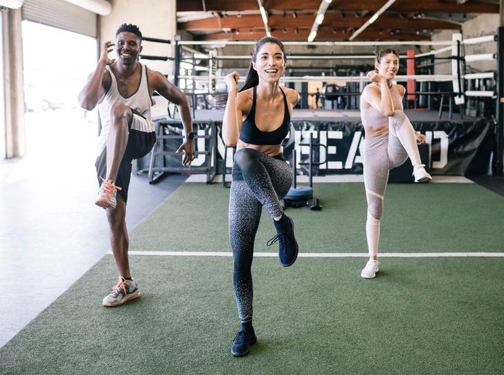 Фото №1 - Кроссфит: мифы о вреде круговых тренировок