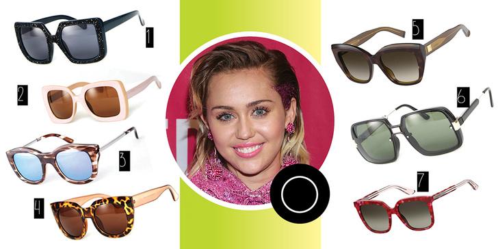 Фото №1 - Инструкция: как выбрать идеальные солнцезащитные очки по типу лица