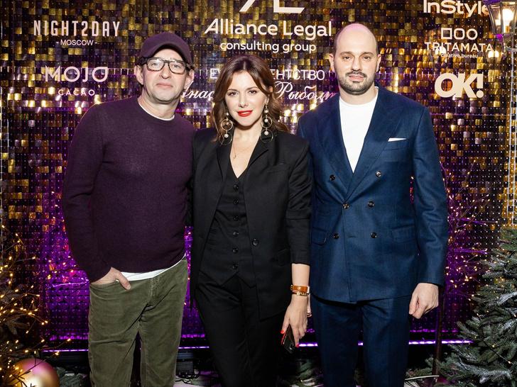 Фото №2 - Сон в зимнюю ночь: в Москве состоялся благотворительный вечер в пользу фонда Константина Хабенского