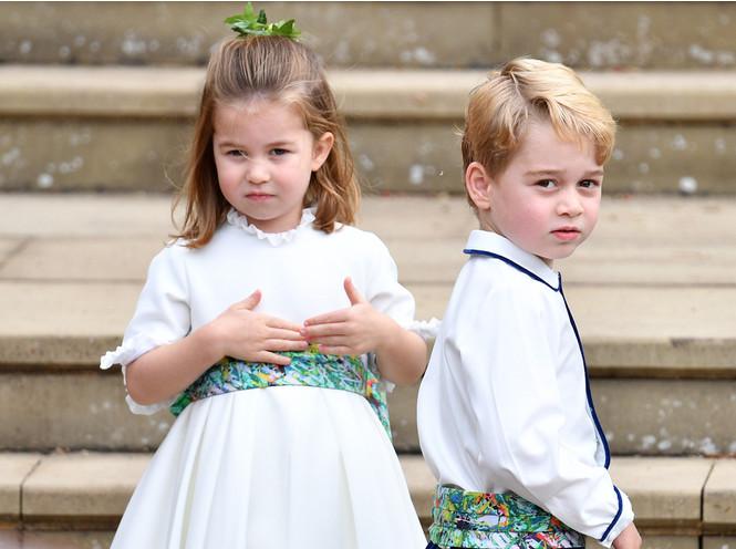Фото №7 - Принц Джордж Кембриджский: шестой год в фотографиях