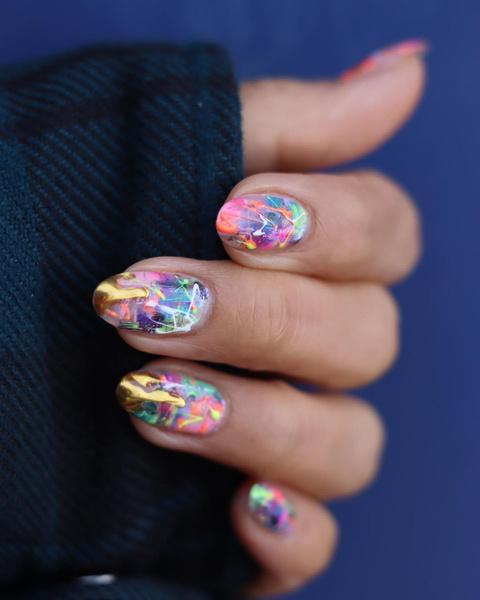 Фото №3 - Маникюр 2021: все про модный дизайн ногтей