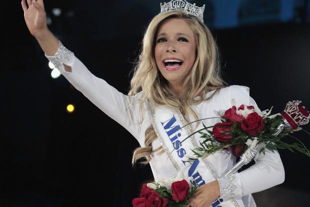 Фото №1 - Дочь русских эмигрантов завоевала титул «Мисс Америка»