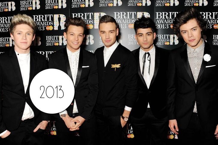 Фото №8 - Лучшие выходы One Direction за 5 лет