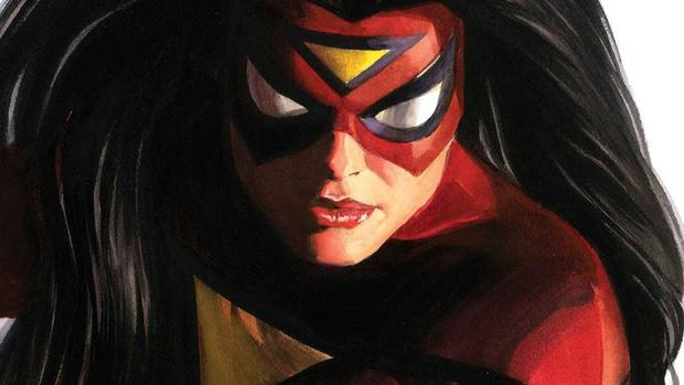 Фото №1 - Это официальная: Оливия Уайлд снимет супергеройский фильм о Женщине-пауке. Почему это важная новость для всех?