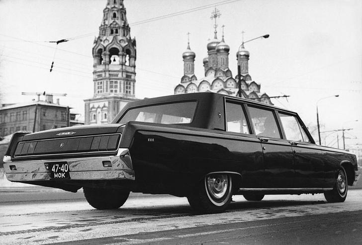 Фото №3 - Волк в овечьей шкуре: секретные автомобили советских спецслужб