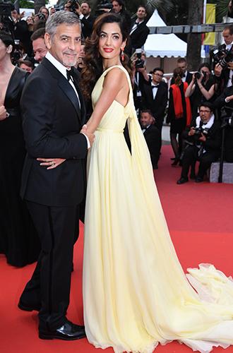 Фото №22 - Джордж и Амаль Клуни: история любви