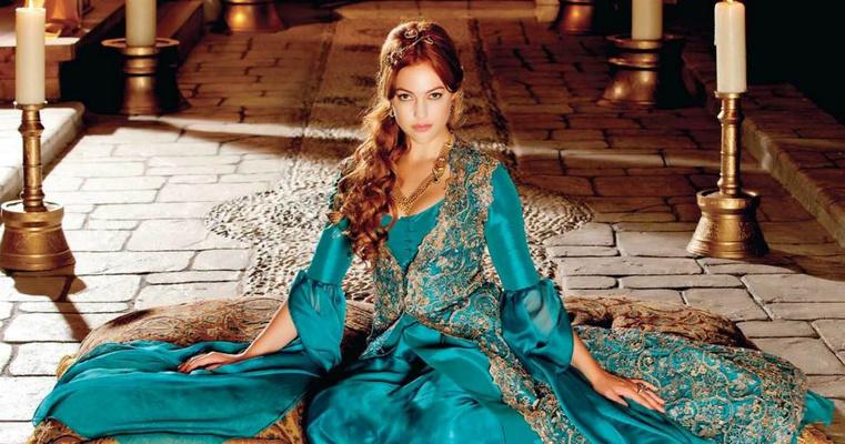 Фото №1 - Тест: Покоришь ли ты сердце Султана Сулеймана из сериала «Великолепный век»? 💖