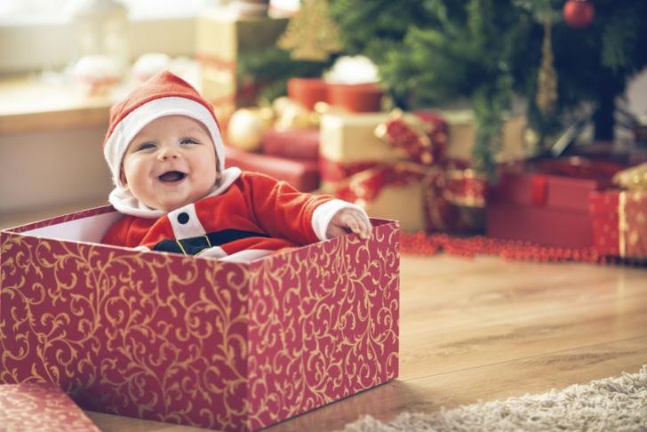 Фото №3 - Первый Новый год малыша: как избежать ошибок