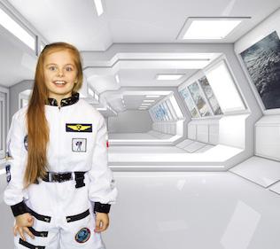 Фото №1 - Стать космонавтом