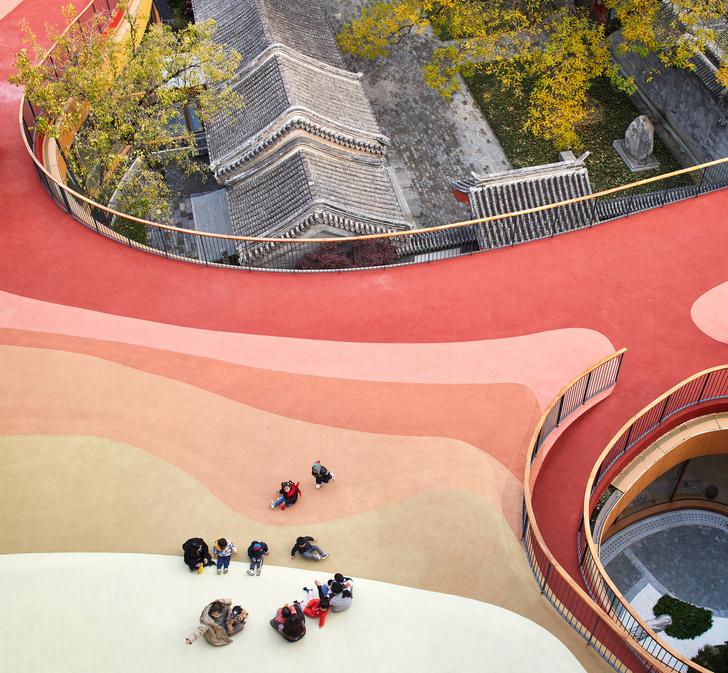 Фото №4 - Детский сад с игровой площадкой на крыше