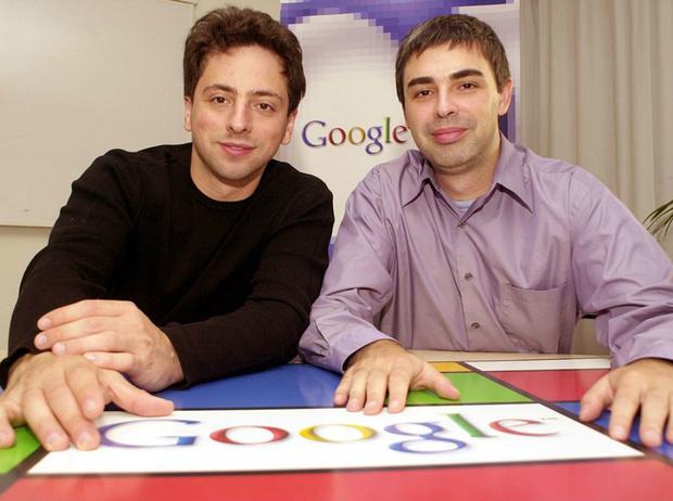 Фото №3 - Конец эпохи: сооснователи Google Ларри Пейдж и Сергей Брин уходят в отставку