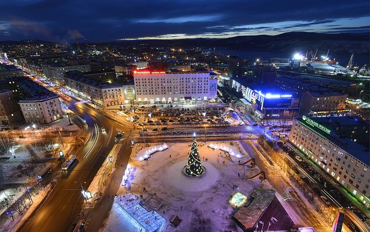 Фото №4 - Короли Севера: неожиданный Мурманск глазами местных жителей