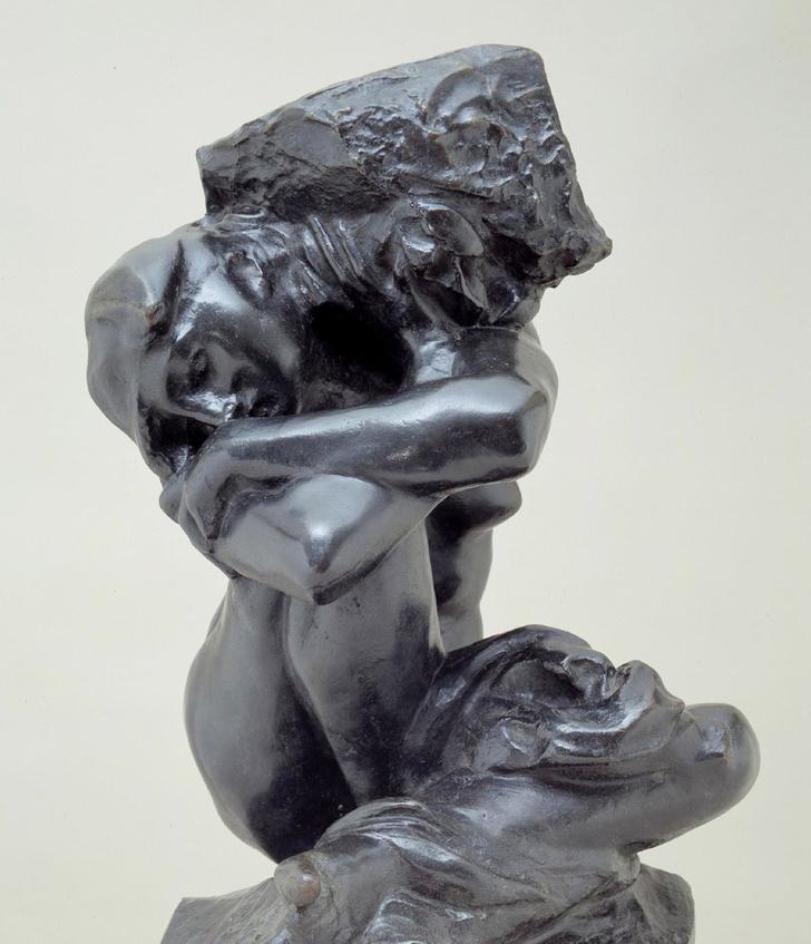 Фото №9 - Восставшие из ада: «Мыслитель» Родена и покинувший «Врата ада»