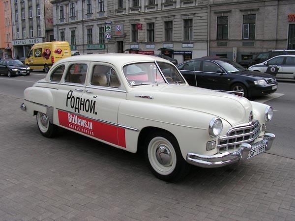 Фото №3 - Лимузины для слуг пролетариата