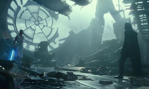 Фото №1 - Отмучились! MAXIM рецензирует финал новых «Звездных войн»