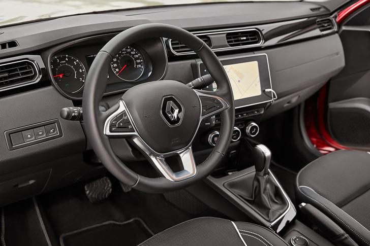 Фото №5 - Зимние игры с Renault Arkana