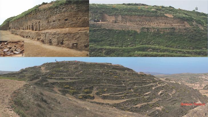 Фото №1 - В Китае обнаружена ступенчатая пирамида