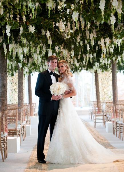 Фото №13 - 21 самая громкая свадьба XXI века