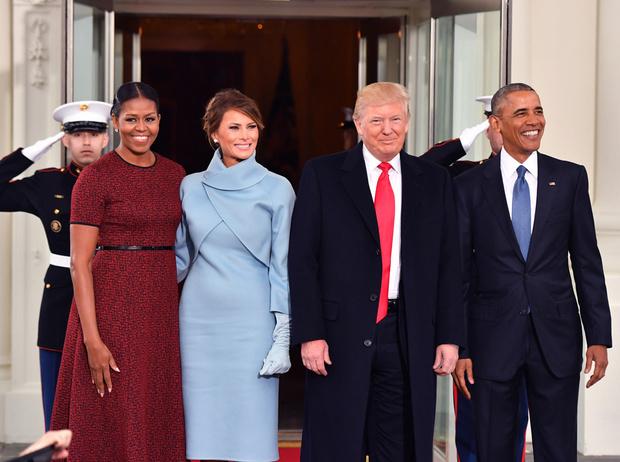 Фото №11 - Мишель Обама и ее триумф: как проходило «становление» Первой леди