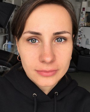 Фото №1 - Как татуаж глаз меняет внешность: 20 фото до и после