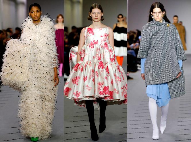 Фото №1 - Fashion director notes: деконструктивизм в коллекции Balenciaga FW 2017/18