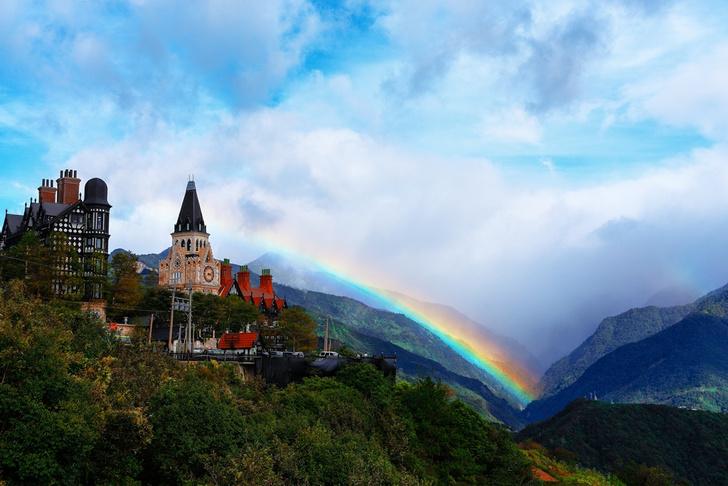 Фото №1 - На Тайване рекорд поставила радуга