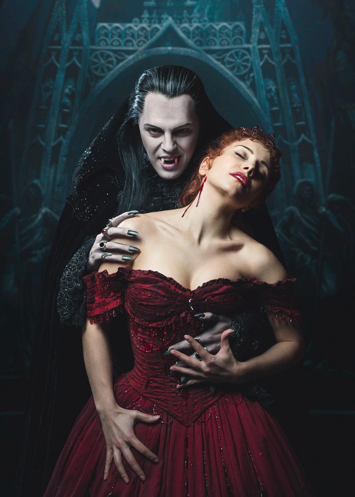 Фото №3 - Мюзикл «Бал Вампиров» празднует 20-летний юбилей