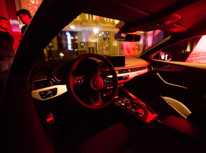 Фото №2 - Audi City Moscow познакомил российских знаменитостей с «Персональным покупателем»