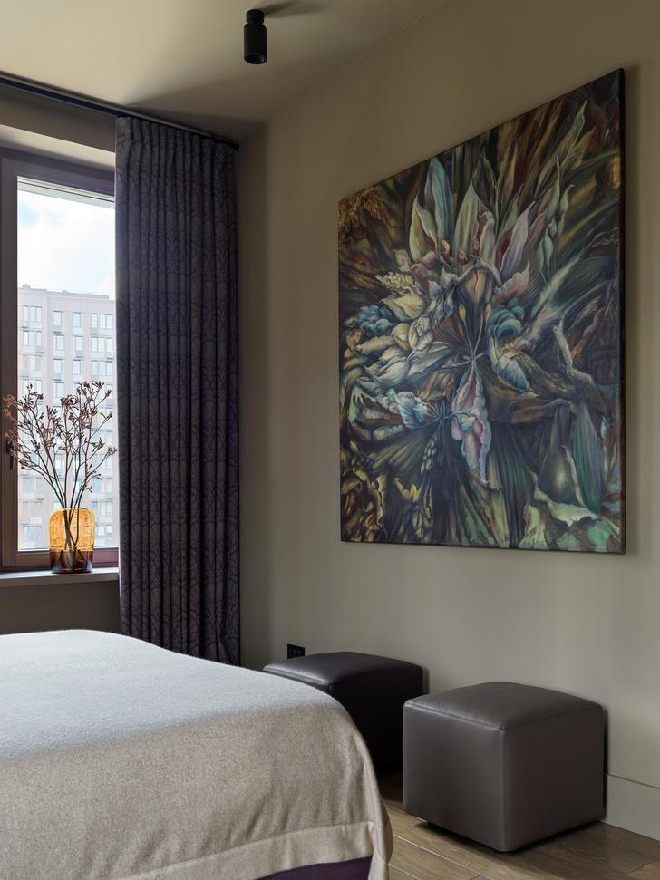 Фото №19 - Все краски осени: уютная московская квартира 70 м²