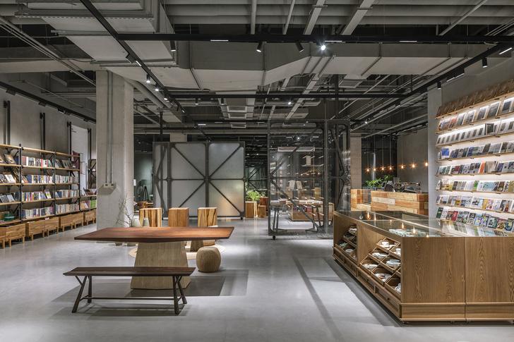 Фото №2 - Концептуальный книжный магазин Mumokuteki в Пекине